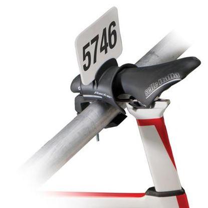 Picture of RACKER bike holder for triathlon transition area