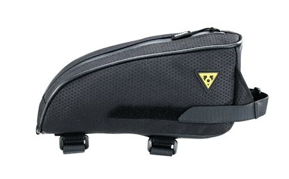 Picture of TopLoader bikepacking bag, 0.75L, black (TBP-TL1B)