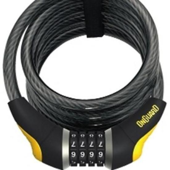 Picture of DOBERMAN COIL COMBO CABLE #8031L