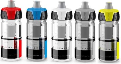 Picture of CRYSTAL OMBRA FUME', grey graphic 550 ml
