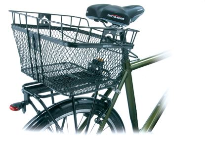 Picture of WIRE MTX REAR BASKET, BLACK COLOR (TB2005)