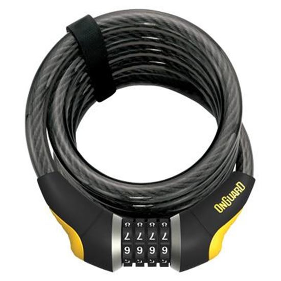 Picture of DOBERMAN COIL COMBO CABLE #8030