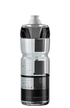 Picture of CRYSTAL OMBRA FUME' , grey graphic 750 ml