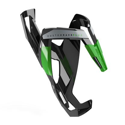 Picture of CUSTOM RACE PLUS BLACK glossy, green graphic