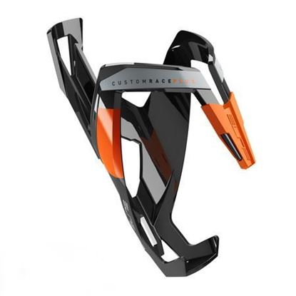 Picture of CUSTOM RACE PLUS BLACK glossy, orange graphic