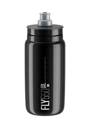 Picture of FLY Black Grey logo 550 ml