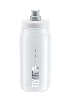 Picture of FLY CLEAR grey logo 550 ml