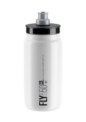 Picture of FLY WHITE grey logo 550 ml