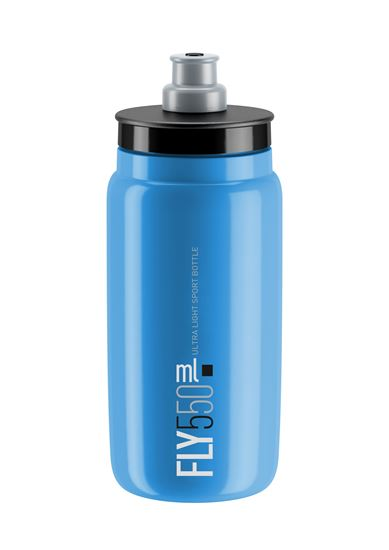 Picture of FLY Blue Black logo 550 ml