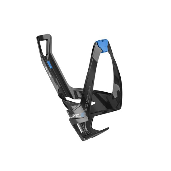 Picture of CANNIBAL XC Black glossy Blue graphic